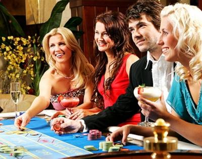 Социальная сеть игроков казино.