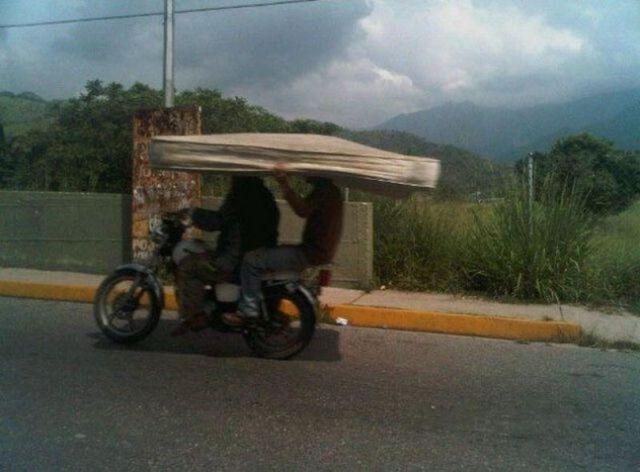 А тем временем в Южной Америке...