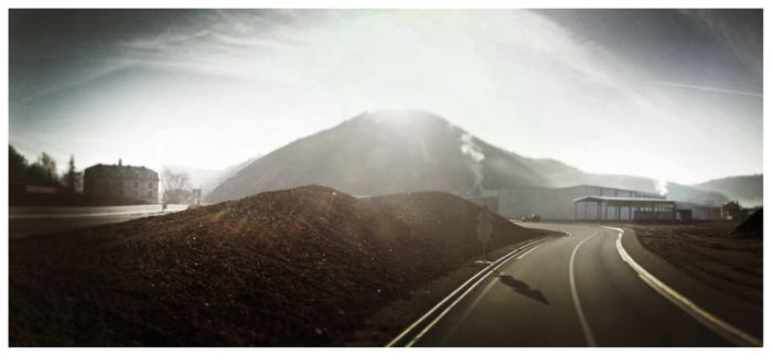Невероятные места на Google Street View