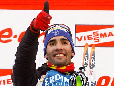 Фуркад выиграл стартовую гонку биатлонного Кубка мира