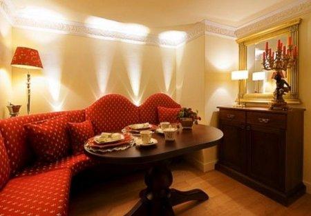 Самый маленький отель 5 звезд