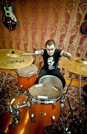 Безрукий барабанщик