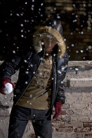 Лукбук осенне-зимней коллекции от Adidas Originals и Adidas Neo