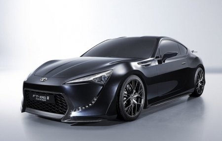 Фанаты купе Toyota FT-86 заполучили подробности о серийной машине