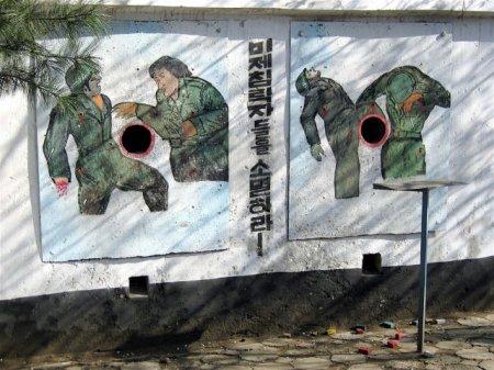 Диснейленд в Северной Корее