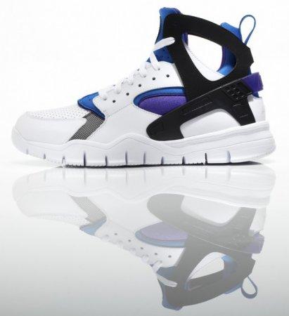 Новые беговые и баскетбольные модели от Nike — Huarache Free 2012
