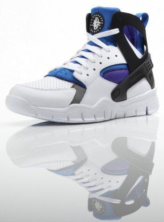 ����� ������� � ������������� ������ �� Nike � Huarache Free 2012