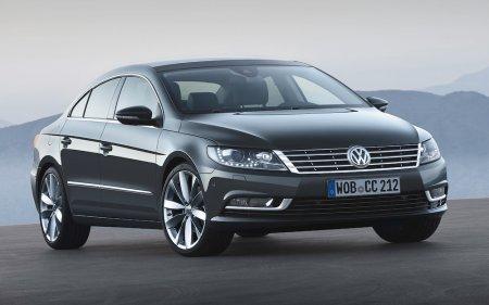 Volkswagen Passat CC прошел рестайлинг