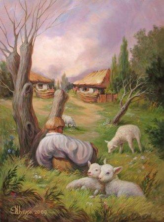 Оптические иллюзии Олега Шуплюка