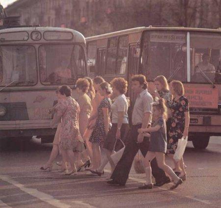 Минск в 70-е годы