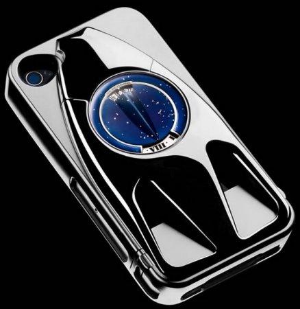 De Bethune Dream Watch IV, роскошный чехол для iPhone 4S