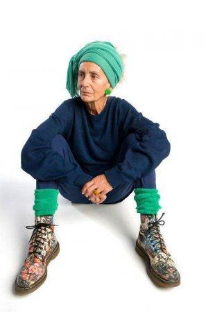 Пожилые хипстеры и стиляги