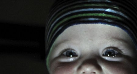 Гениальные кино-фото детей