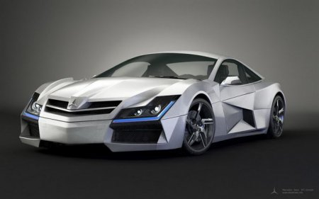 Концепт Mercedes SF1