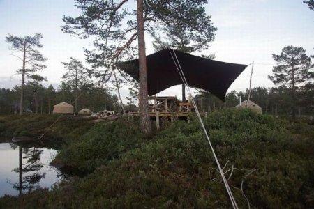 Отдых в Норвегии на природе