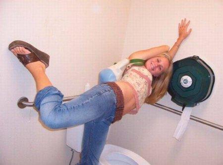 Пьяные туалетные феи