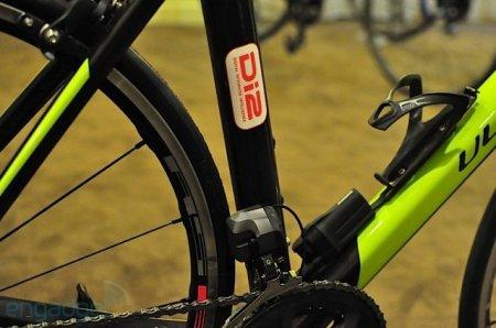 Электронное переключение передач для велосипеда