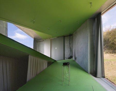 Villa Hermína – жилой дом неправильной формы