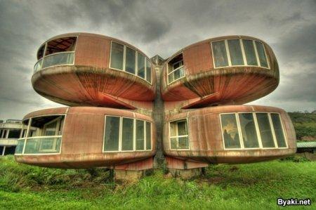 Креативные домики