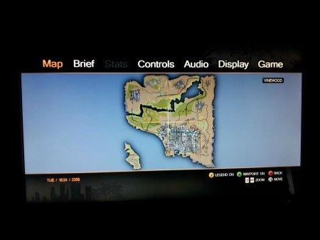 Фотографии карты GTA 5