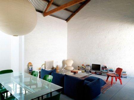 «Зеленый» и компактный – The Shed от Richard Peters Associates