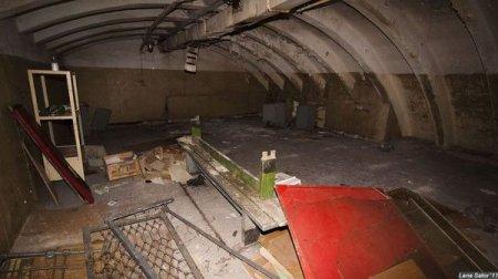 Очередной заброшенный бункер