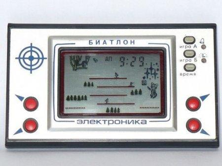 """Вариации игр """"Электроника"""""""