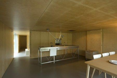 Casa Gerês – дом над водой от Correia/Ragazzi Arquitectos