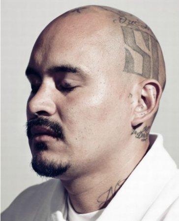 Лица бывших бандитов из Лос-Анжелеса