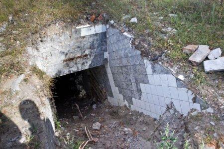Бункер в Беловежской Пуще