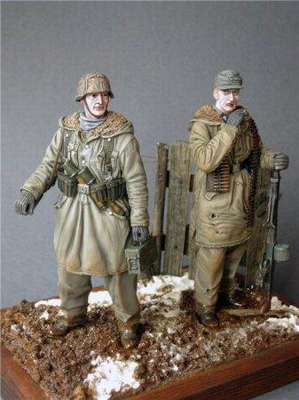 Потрясающие солдатики!