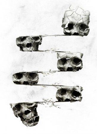 Иллюстрации Ali Gulec