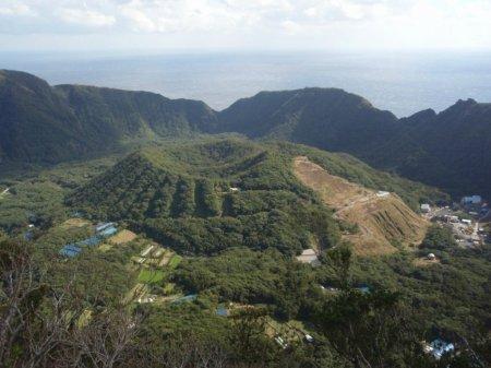 Обитаемый остров Aogashima