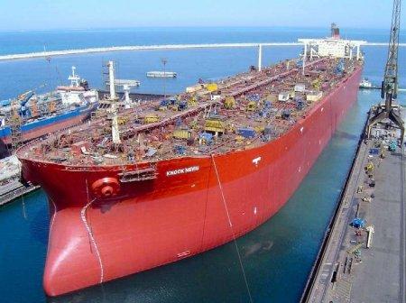 Knock Nevis - Самый большой танкер в мире