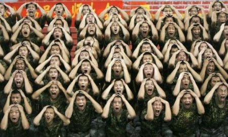 Армия какой страны самая крупная и сильная в мире?