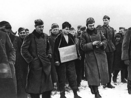 70 лет назад казнили Зою Космодемьянскую