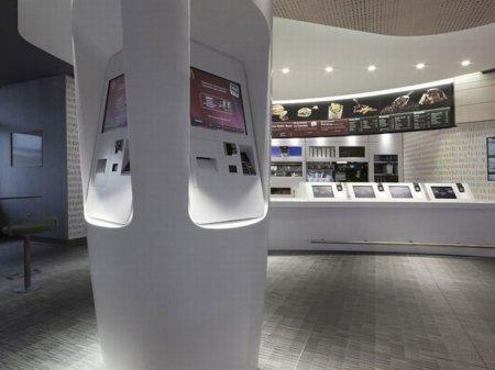 Новый дизайн МакДональдс
