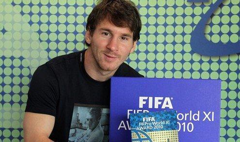 55 футболистов претендуют на попадание в сборную Мира FIFPro