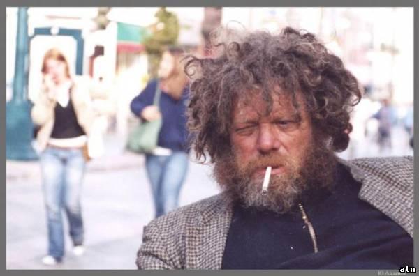 В Венгрии бездомных приравняли к преступникам