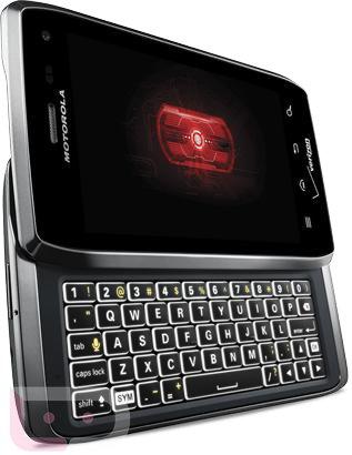 Motorola DROID 4 - официальные изображения и характеристики