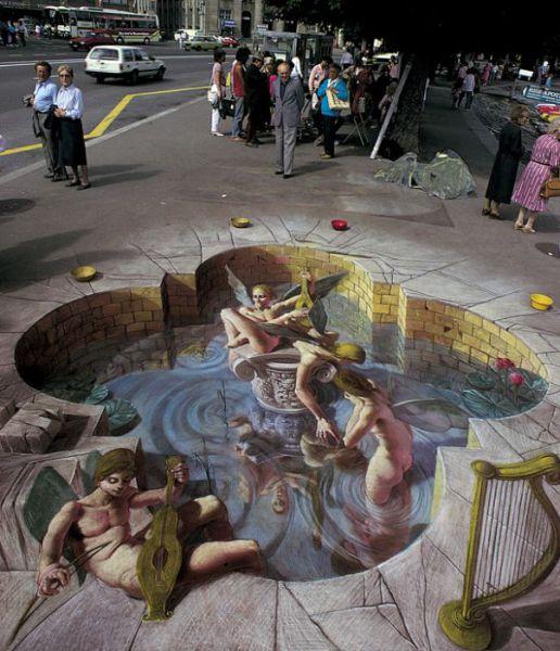 3D миры в общественных местах