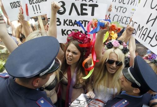 Хочу работать в киевской милиции!
