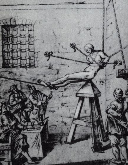 Виды пыток