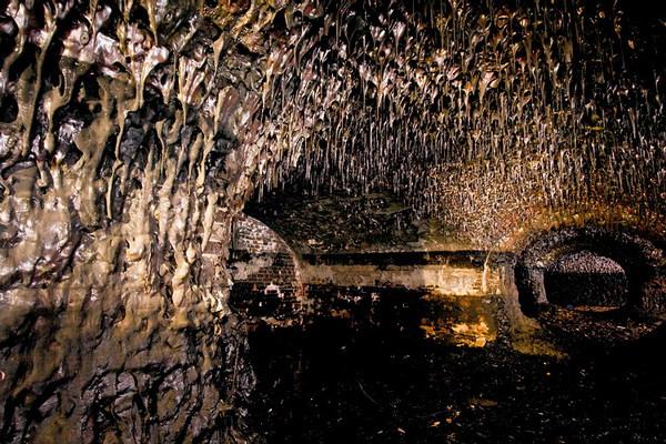 Заброшенная шахта в Сибири