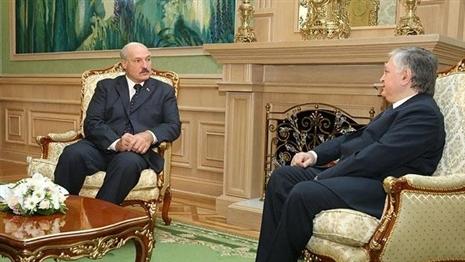 """Александр Лукашенко: """"Все европейские лидеры - это ничто, они никто, они без яиц"""""""