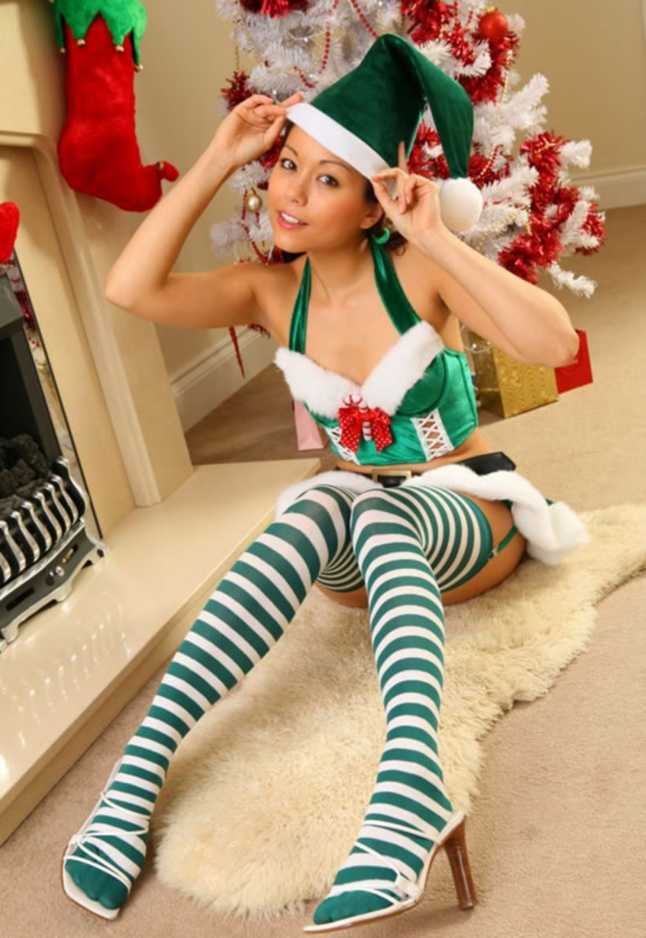Christmas elf pussy pic porncraft film