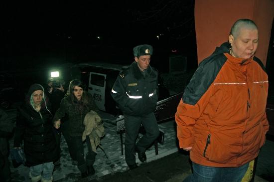 МВД Беларуси не собирается проверять информацию об издевательствах над Femen