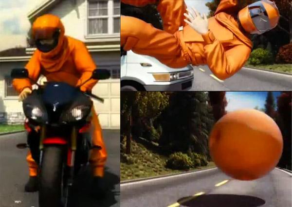 Система безопасности для мотоциклистов