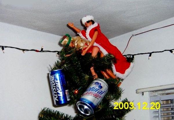 Рождество в стиле реднек