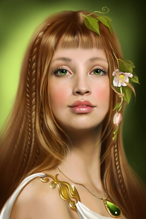 Рисунки Татьяны Дорониной